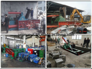Used Iron and Steel Baling Press Machine pictures & photos