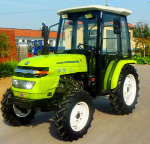 Best Selling of Farm Tractor 30HP 4WD with Cabin pictures & photos
