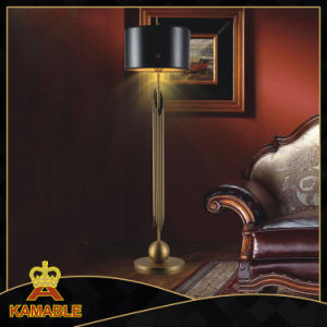 Hotel Home Decor Brass Stand Floor Light (GF5055-1) pictures & photos