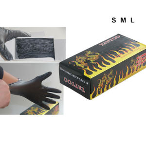 High Quality Accessories Tattoo Glove for Tattoo Supply Hb1004-126 pictures & photos