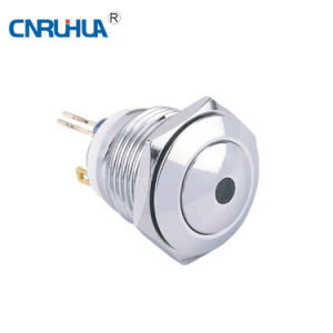 New Style Metal Dome Momentary Waterproof Push Button Switch pictures & photos
