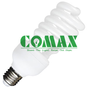 CFL Lighting T3 25W Half Spiral Energy Saving Lamp pictures & photos