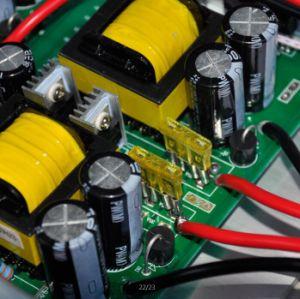 5000W 12V/24V/48V DC AC 110V/220V Modified Sine Wave Power Inverter pictures & photos