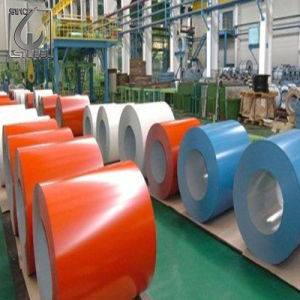 Z275g with Nippon Color Prepainted Galvanized Steel Coil pictures & photos
