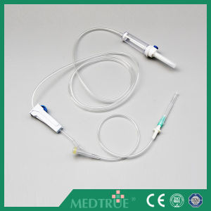 High Quality Medical Disposable Infusion Set pictures & photos