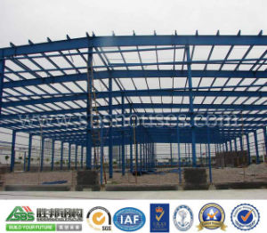 Beautiful Steel Structure Supermarket Building pictures & photos