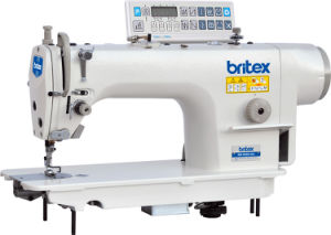 Br-9000-Da Direct Drive Lockstitch with Auto-Trimmer pictures & photos