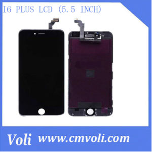 Original LCD for iPhone 6g Plus Screen with frame and digitizer, completely pictures & photos
