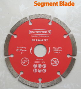 Diamond Circular Segment Saw Blade pictures & photos