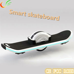 Newest Solo Wheel Electric Skateboard for One Wheel Balance Skateboard pictures & photos