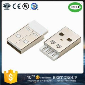 Mini USB Receptacle USB Connector Female USB (FBELE) pictures & photos