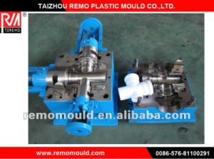 Plastic Pipe Fitting Mold (TZRM-PFM15123) pictures & photos