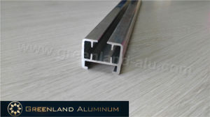 Aluminium Electric Curtain Track of Silver Polished Thick and Strong pictures & photos