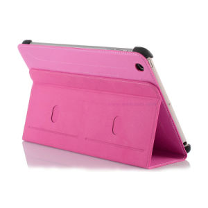 Leather Case Sleep/Awake Function for Tablet 7.0/10.1 Inch pictures & photos