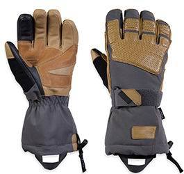 Protective Ski Sports Glove