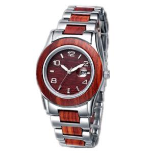 2016 New Style Quartz Watch, Fashion Wood Watch Hl-Bg-164 pictures & photos