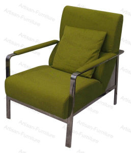 Modern Furniture Sofa Chair with Steel Frame (JP-C-005)