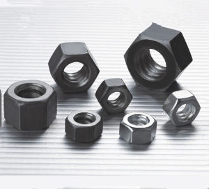 High Strength Structural Heavy Nuts A563 2h Stainless Steel pictures & photos