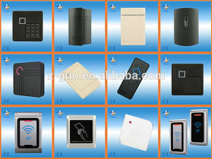 RFID Reader Price Cheap High Quality, Black or White Contactless Smart RFID Credit Card Reader pictures & photos