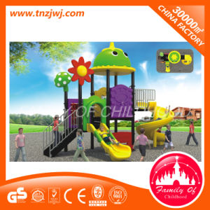 Plastic Playground Material Outdoor Play Slide pictures & photos