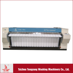 Electric Heating Single Roller Ironing Machine and Wash Equipment pictures & photos