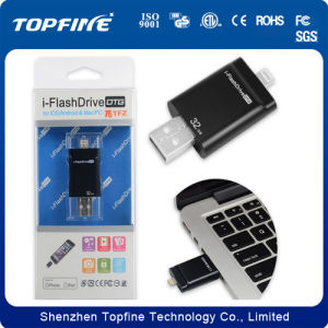 I Flash Drive USB for iPhone iPod iPad OTG USB Stick pictures & photos