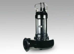 Non-Clogging Submersible Slurry Sewage Pump pictures & photos