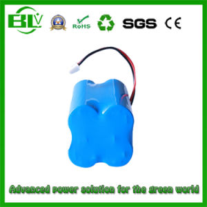 7.4V Lithium-Ion Battery for Door Lock Alarm Monitoring (4400mAh) pictures & photos