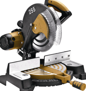255mm Compound Sliding Miter Saw BAW740 pictures & photos