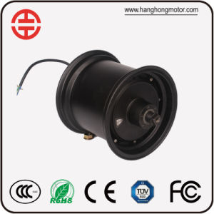 18inch 60V 1400W DC Hub Motor Brushless Gearless for City Citycoco Motor pictures & photos
