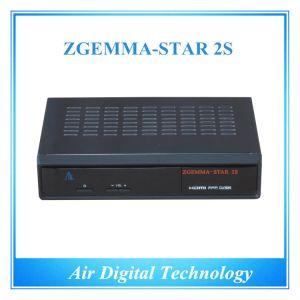 Original Satellite Smart TV Box DVB S/S2 Twin Samsung Tuner Zgemma Start 2s pictures & photos