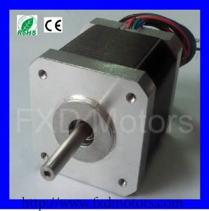 Chinese NEMA17 Stepping Motor with CE Certification pictures & photos