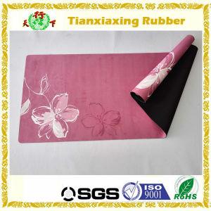Custom Printing Natural Rubber Yoga Mat