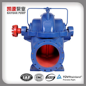 Kysb Mechanical Seal Double Suction Centrifugal Water Pump pictures & photos
