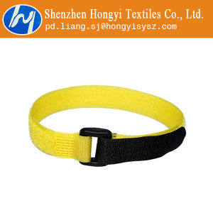 Colorful Hook and Loop Velcro Cable Tie Straps pictures & photos