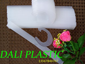 9.5 Inches Plastic Hanger for Shower Curtain