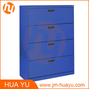 Soho Office Furniture Storage Cabinet 4 Drawers Steel Filing Cabinet pictures & photos