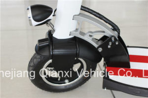 Stylish Design Portable Electric Scooter for Young People (QX-1001S) pictures & photos