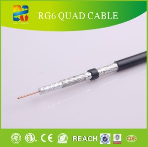 2015 Xingfa Manufactured Trishield RG6 Cable pictures & photos
