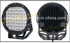 """New Creation! ! 9"""" 225W Round LED Lights Vehicle LED Driving Lights Osram Toshiba Cr Ee Chips All Are Available"""