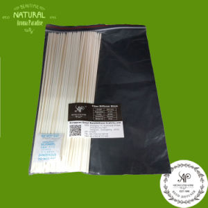 100PCS/Bag Black/White 4mmx30cm Polyester Rattan Reed Diffuser Fiber Stick, Aroma Reed Stick pictures & photos