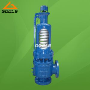 High Temperature and High Pressure Steam Safety Relief Valve (GA48SB/H) pictures & photos