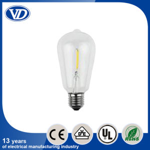 St64 LED Crystal Bulb Light 8W pictures & photos