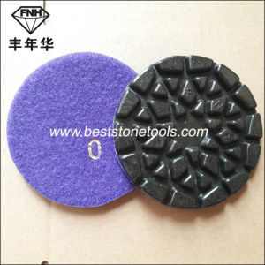 Cr-28 Marble Floor Polishing Pad 4 Inch Wet Polishing Pad pictures & photos