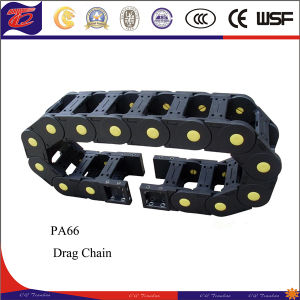 PA66 Material Roller Cable Drag Chain pictures & photos