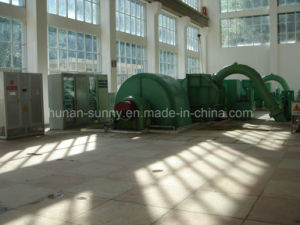 Hydropower / Hydro (Water) Turbine Generator Small Capacity 100~1000kw/ Hydroturbine pictures & photos