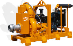 Oil-Less Vacuum Prime High Head Solids Handling Pumps pictures & photos