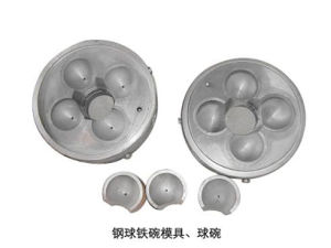 Casting Ball Mould pictures & photos