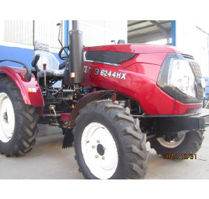 30-75HP Agriculture Use Wheel Farm Tractor with Loader pictures & photos
