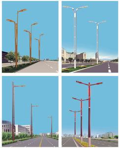 Solar LED Street Light with 30W LED Lighting-163